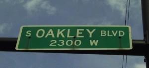 S Oakley