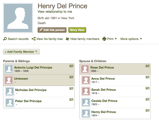 7 Henry Del Prince