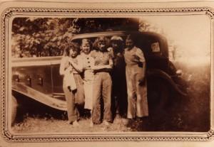 Elieen (Turk), Margaret (Gan), Elvira (Snooks), Antonio