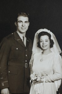 Harry and Yvonne