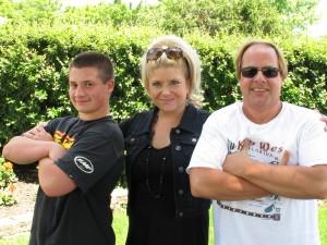 Robert, Meredith, & Tony