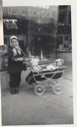 Kathy (Emil & Rose's granddaughter)