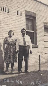 Emil & Rose 1943