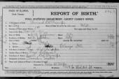 Bernard Del Principe Birth