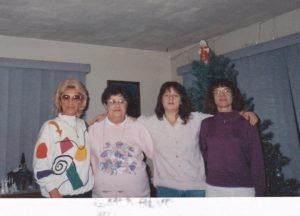 Corinne, Phyllis, Lori & Me