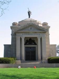 Bishops Mausoleum