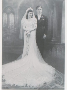 Roy and Elvira Weber