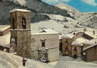 The Hills of Pescasseroli