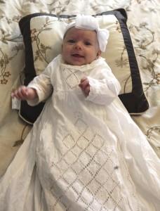 Abigail Rose Baptism