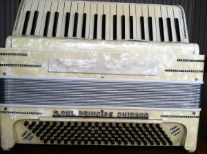 John M.'s  Del Principe Accordion.